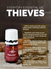 Young Living Thieves Oil Photos