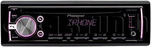 Refurbished Pioneer Deh-x6810bt Cd Receiver With Mixtrax And Bluetooth  Usb
