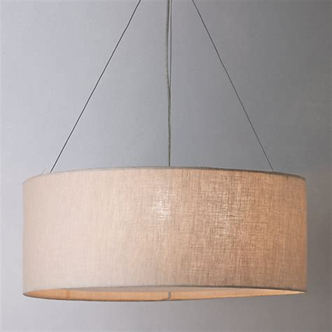 buy lewis linen ceiling light lewis