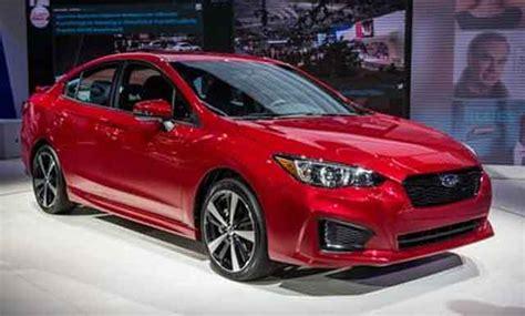 2019 Subaru Impreza  News, Reviews, Msrp, Ratings With