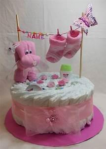 Geschenke Zur Papierhochzeit : windeltorte rosa blau babygeschenk geburt taufe m dchen junge mit name h ndchen geschenke zur ~ Sanjose-hotels-ca.com Haus und Dekorationen