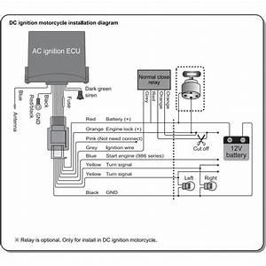 Beret Motorcycle Alarm Wiring Diagram