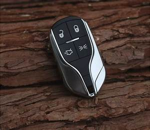 4 Buttons Replacement Smart Remote Key Shell Case For