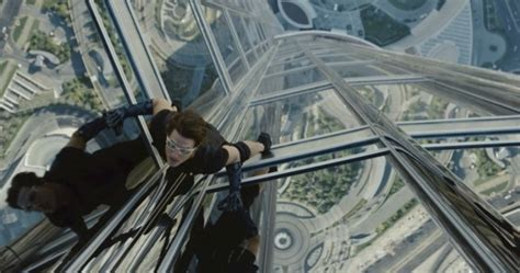 Tom Cruise Dices With Death Filming In Dubai For Mission