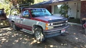 Purchase Used 1988 Chevy K2500 4x4 350 Auto In Boise