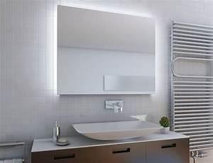 Spiegel Mit Integrierter Beleuchtung : badspiegel mit beleuchtung alle optionen im berblick ~ Markanthonyermac.com Haus und Dekorationen