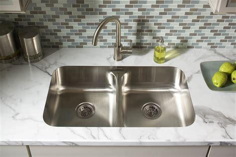 kitchen sink tops undermount sinks delorie countertop doors 2942
