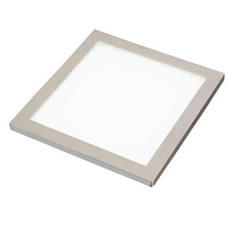 Under Kitchen Cabinet Lighting Ideas - sirius under cabinet high output led flat panel square light
