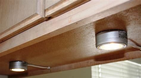 Installing under cabinet lighting   Pro Construction Guide