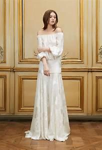Robes De Mariée Bohème Chic : robes l gantes france robes mariee boheme chic ~ Nature-et-papiers.com Idées de Décoration