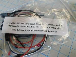 International Harvester Scout Ii 80 800 Radio Wiring