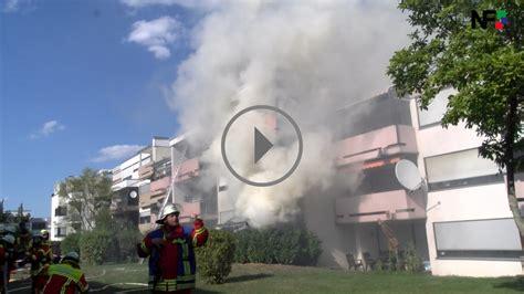 Mehrfamilienhaus Im Moerikeweg In Wernau by 12 09 2018 Gro 223 Einsatz Der Rettungskr 228 Fte Bei Brand In