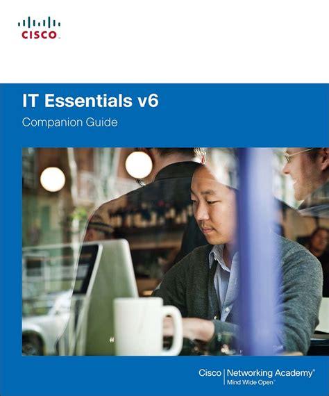 It Essentials Companion Guide V6 6th Edition