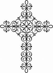Fancy Cross Clipart (46+)