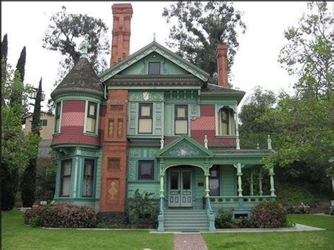 Cool Beautiful Victorian Homes  Architecture & Interiors