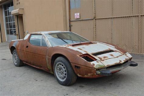 Maserati Merak Ss For Sale by 1974 Maserati Merak For Sale 1852668 Hemmings Motor News