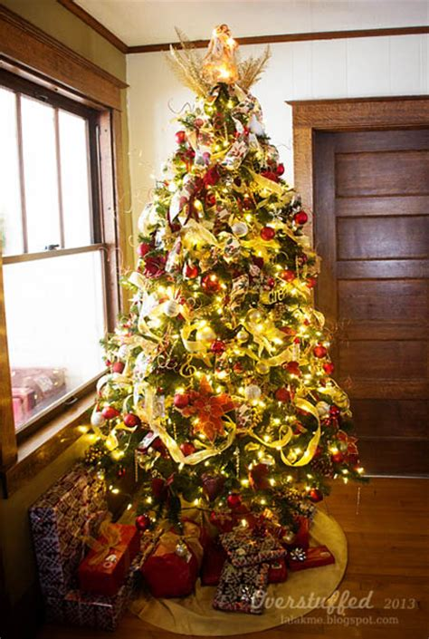 beautiful  creative christmas trees