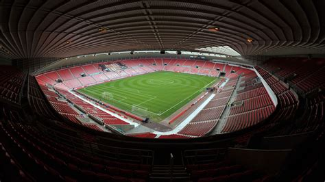 stadium of light sunderland vs liverpool