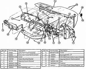 Ford E 350 Rear Parts Diagram