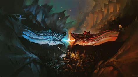 ice fire dragon game  thrones  laptop full
