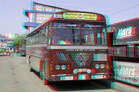 buses  sri lanka  tourists
