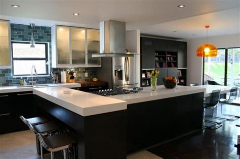 t shaped kitchen design the most popular kitchen island shapes home decor help home decor help