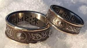 Norse Wedding Bands Beautiful Follow Bride39s Book