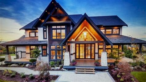 See more ideas about house, house exterior, dream house. 70 Most Popular Dream House Exterior Design Ideas (32) - Ideaboz