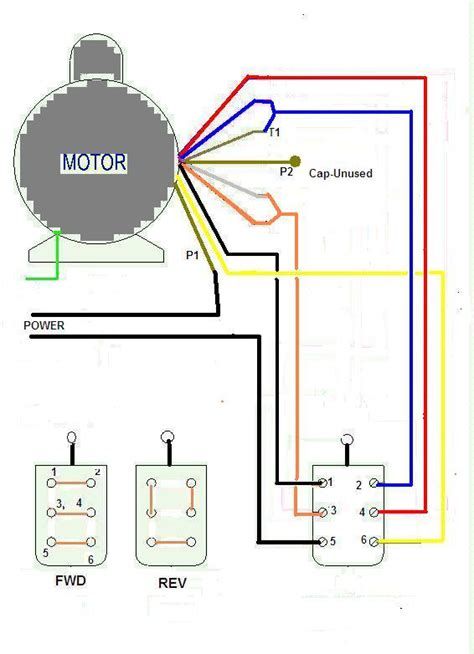 How Wire Dayton Kba Forward Reverse