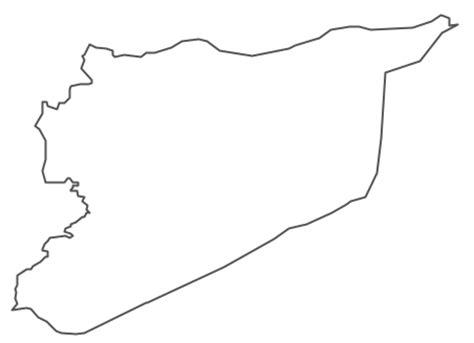 geo map asia syria