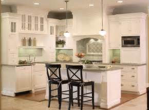 green and white kitchen ideas white kitchen with bead board and green tile backsplash traditional kitchen chicago by