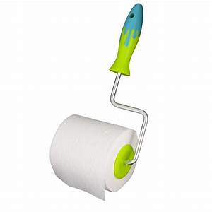 Dérouleur De Papier Toilette : support papier wc d rouleur de papier toilette sploosh ~ Teatrodelosmanantiales.com Idées de Décoration