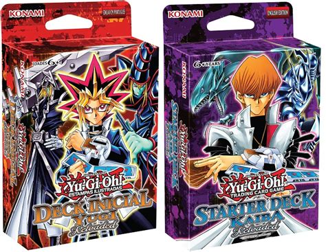 Yugioh Structure Deck List 2014 by Yu Gi Oh Baralho Inicial Yugi Ou Kaiba Reloaded Em