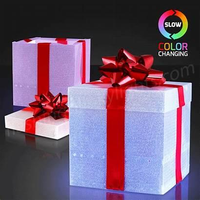 Gift Open Boxes Led Easy Animated Box