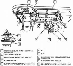 location of blower motor resistor in 2000 alerohtml With 1997 oldsmobile 88 blower relay 1992 oldsmobile 88 fuse box car wiring