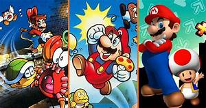 Mario, The, 5, Best, Selling, Games, In, The, Series, U0026, 5, That, Didn, U0026, 39, T, Sell