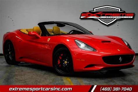 Ferrari couldn't resist tinkering with the california further, and subsquently produced the hs (or 2016 ferrari california t handling speciale review. Used 2010 Ferrari California GT Convertible for Sale Right Now - CarGurus