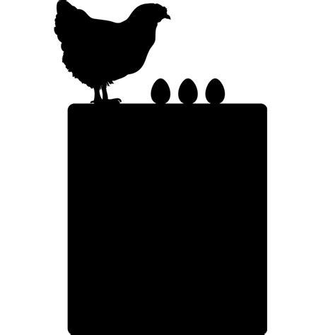 stickers ardoise cuisine sticker ardoise poule avec ses oeufs stickers cuisine
