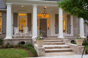 Smart Placement Big Pretty Mansions Ideas by Cool Rocker Recliners In Porch Traditional With Beautiful