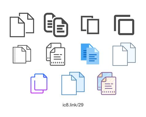 copy icon    icons
