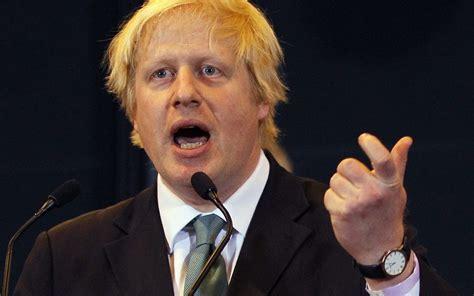 'I am a passionate Zionist,' declares Boris Johnson ...