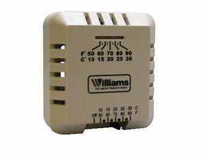 P322016 Williams Furnace Milivolt Thermostat