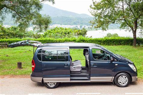 Review Hyundai Starex by Hyundai Grand Starex 豪裝柴油商旅 香港第一車網 Car1 Hk