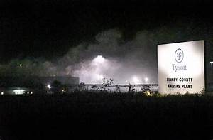 Responders fight fire at Finney County Tyson plant - News - The Topeka Capital-Journal - Topeka, KS Emergency Responders