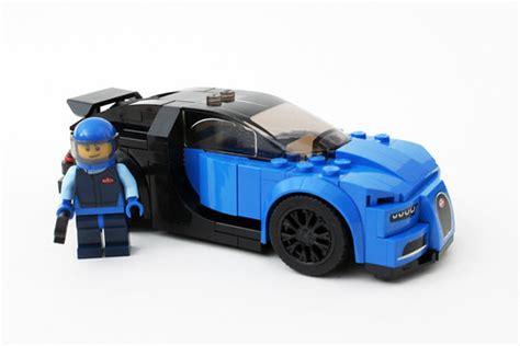Bugatti vision in 8 wide speed champions style. LEGO Speed Champions Bugatti Chiron (75878) Review - The Brick Fan
