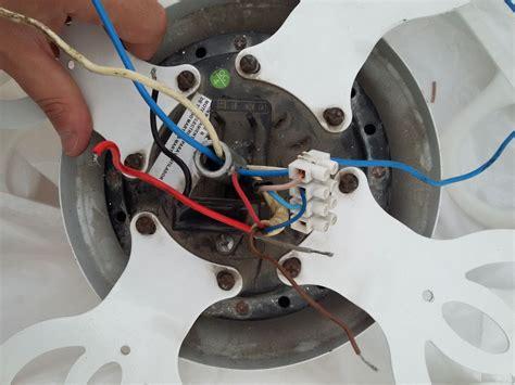 solucionado coneccion de ventilador de techo martin y martin c capacitor yoreparo