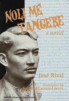 noli  tangere book  jose rizal   editions alibris books