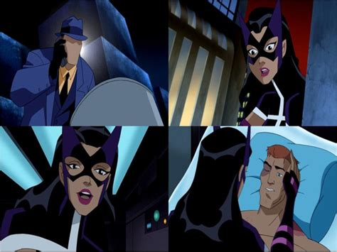 Kiss Anime Justice League 12 Best Images About The Question And Huntress On