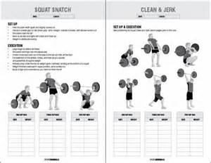Product Review: Sport Journals WODbooks Breaking Muscle