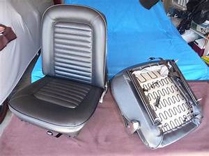 » Blog Archive » 1965 Ford Mustang Convertible – Restoring Seats – San Diego, California